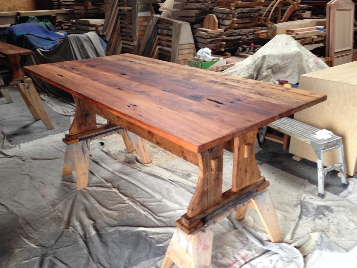 Preferred Custom Wood Tables | Masterworks Wood & Design LL96
